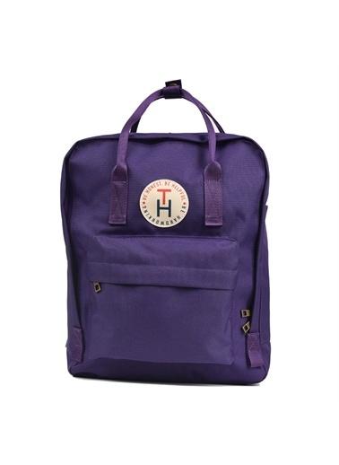 TH Bags Sırt Çantası Mor